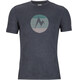Marmot Transporter SS Tee Men New Black Heather